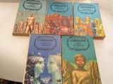 Ciresarii 5 volume C. Chirita 1972 coperti Sabin Balasa--RF15/3