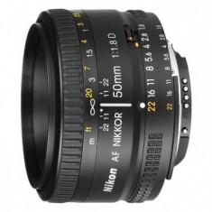 Obiectiv Nikon 50mm f/1.8D AF foto