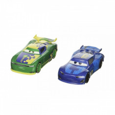 Set masinute Disney Cars 3, Spikey Fillups, Eric Braker, FLH57