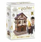 Cumpara ieftin Puzzle 3D - Harry Potter - Magazin Quality Quidditch, 71 piese, CubicFun