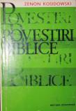 POVESTIRI BIBLICE - ZENON KOSIDOWSKI