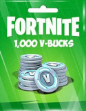 Fortnite 1000 V-Bucks Card pentru PC