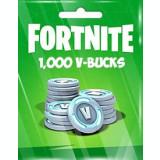 Fortnite 1000 V-Bucks Card pentru PC