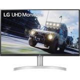 Monitor LED LG 32UN550-W 31.5 inch UHD VA 4ms White