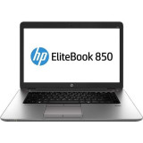 Laptop HP EliteBook 850 G1, Intel Core i5 Gen 4 4300U 1.9 GHz, 8 GB DDR3, 180 GB SSD, WI-FI, Bluetooth, WebCam, Tastatura Iluminata, Display 15.6inc