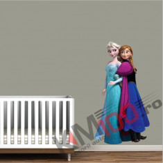 "Sticker Camera Copilului ""Frozen"" 130 x 70 cm"