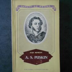 IVAN NOVICOV - A. S. PUSKIN