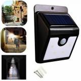 Cumpara ieftin Set 3 lampi solare cu 30 LED-uri si senzor de miscare