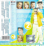 Casetă audio Balkanic Party 2
