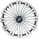 Set 4 Capace Roti Kerime R17, Potrivite Jantelor de 17 inch, Pentru BMW, Model 502