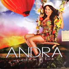 Andra – Inevitabil Va Fi Bine (1 CD)