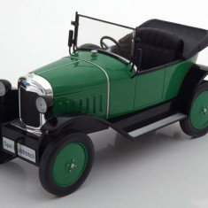 Macheta Opel 4 PS Laubfrosch RHD - 1922 - Modelcar Group scara 1:18