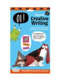 Cumpara ieftin Joc educativ magnetic Scriere Creativa Oi ! Creative Writing