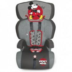 Scaun auto Mickey Disney Eurasia, 9 - 36 kg, tetiera ajustabila