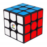 Cumpara ieftin Cub Rubik 3x3x3, Yuxin Little Magic upgrade , Black, 280CUB