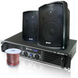 Skytec Set PA boxe amplificator