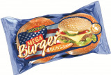 Chifla jumbo pentru hamburger 300g Quickbury