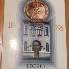 Ion Faiter - Monografia liceului Mircea cel Batran