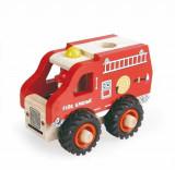 Masina de pompieri, Egmont pentru copii de peste 2 ani