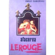 Afacerea Lerouge