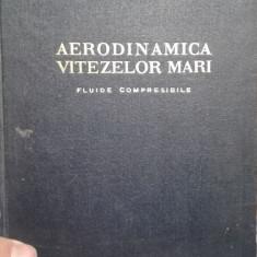 Aerodinamica vitezelor mari – Acad. Elie Carafoli