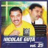 CD Nicolae Guță – Vol.25 - 2006, original
