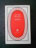 LUCIAN BLAGA - POEZII (1981, editie cartonata)