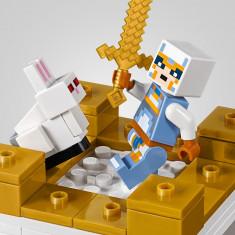 """LEGOA® Minecrafta""""¢ Arena craniului 21145"""