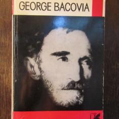GEORGE BACOVIA -MIHAIL PETROVEANU