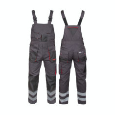 Pantalon cu Pieptar Evo / M: XXL-56