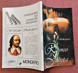 Romeo si Julieta. Editura Mondero, 2002 - William Shakespeare, Mondoro