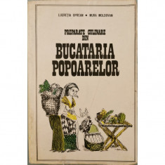 Preparate culinare din bucataria popoarelor - Lucretia Oprean, Mura Moldovan