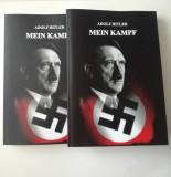 MEIN KAMPF - LUPTA MEA ADOLF HITLER NECENZURATA in limba romana in 2 volume