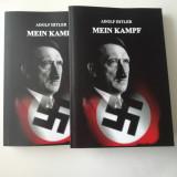MEIN KAMPF - LUPTA MEA ADOLF HITLER NECENZURATA in limba romana in 2 volum
