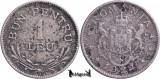 1924 Poissy, 1 Leu - Ferdinand I - Romania