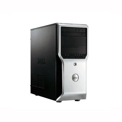 Workstation DELL Precision T1600 Tower, Intel Core i3 Gen 2 2120 3.3 GHz, 4 GB DDR3, 250 GB HDD SATA, DVDRW, Windows 10 Pro, 3 Ani Garantie foto