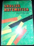 Analiza Matematica - Marcel Rosculet ,547528
