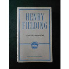HENRY FIELDING - JOSEPH ANDREWS