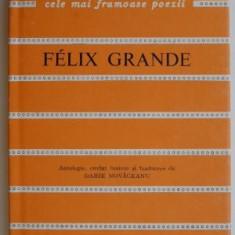 Biografie – Felix Grande