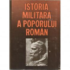 Istoria militara a poporului roman - vol. 1