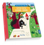Pull-The-Tab Fairy Tales: Little Red Riding Hood