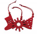 Ornamente pentru Craciun - Set 12 bucati, Alexer