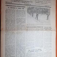 Sportul popular 19 februarie 1953-hochei,baschet,handbal,schi,rugbyul la cluj