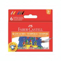 Guase Faber Castell 6 culori