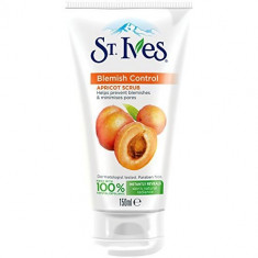 Exfoliant pentru fata St. Ives Blemish Control Apricot Scrub 150ml foto