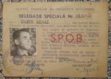 Delegatie Speciala SPOB, Sfatul Popular al Orasului Bucuresti/ 1966, Documente