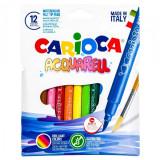 Carioca Aquarell - carioci tip acuarela 12 culori