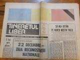 Tineretul liber 22 decembrie 1990 - 1 an de la revolutie