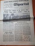 Sportul 27 ianuarie 1984-articol si foto de la ziua de nastere a lui ceausescu