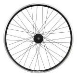Roata Bicicleta Fata Atlas 28 ,622X18,Alu Dubla,Cnc, Spite Otel,Butuc Dh-3N31-Nt 36H,Neagra